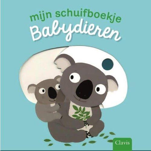 Babydieren - Schuifboekje. Nathalie Choux