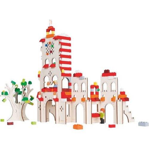 Brikkon Toren voor Lego