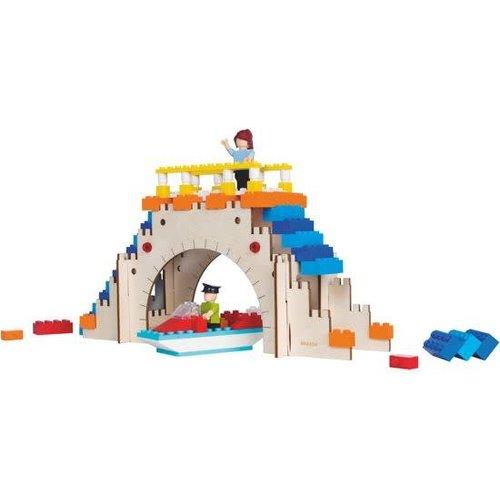 Brikkon brug voor lego