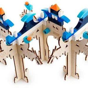 Brikkon Ninja tempel voor lego