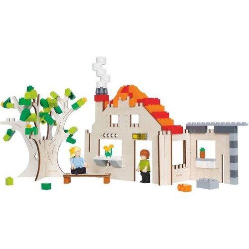 Brikkon Huis voor Lego