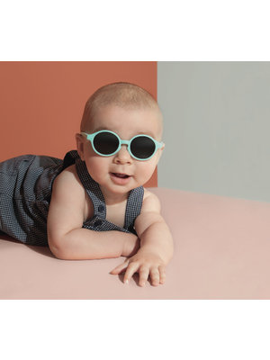 Izipizi zonnebril Baby sky blue 0 - 12 m