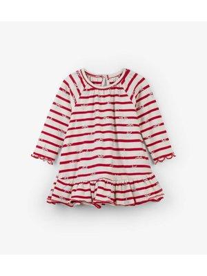 Hatley Hatley Snowflakes baby jurkje