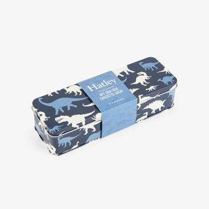 Hatley Hatley Dinos Sokjes 2-4 jaar Gift set (5 paar in giftbox)