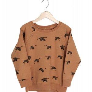Lotiekids Sweatshirt Flame Birds