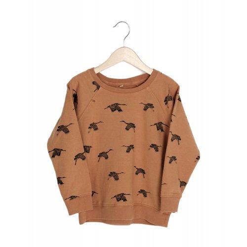 Lotiekids Sweatshirt Bird Flame