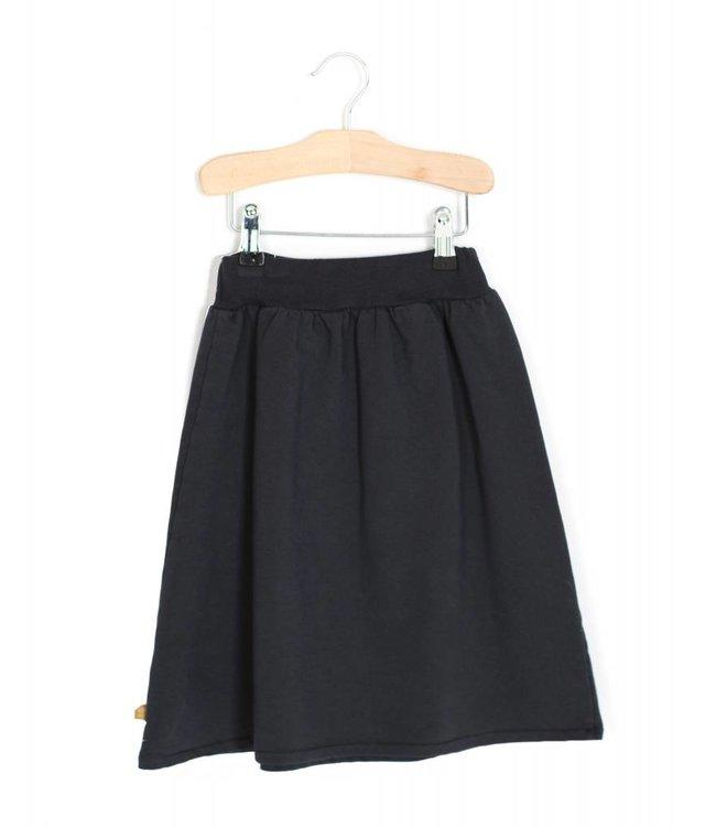 Lotiekids Long Skirt Vintage Black