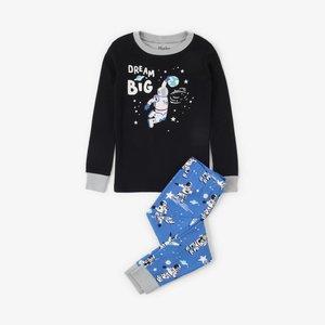 Hatley Hatley Dream Big Pyjama biologisch katoen tweedelig