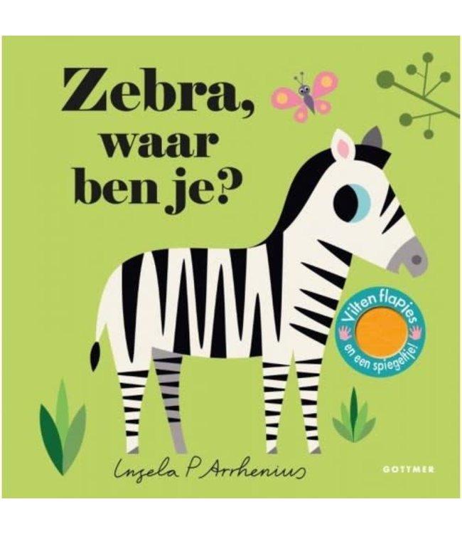 Zebra, waar ben je? Ingela P. Arrhenius