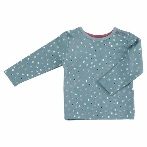 Pigeon Long sleeve t-shirt Spots