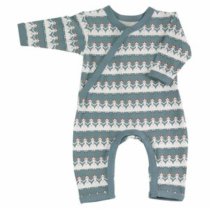 Pigeon Onesie / jumpsuit Paper Dolls lange mouwen