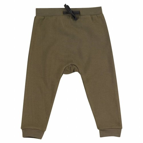 Pigeon Sweatpants Deep Olive