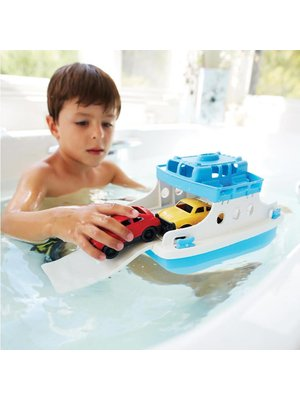 Green Toys Green Toys Ferry Boat with cars