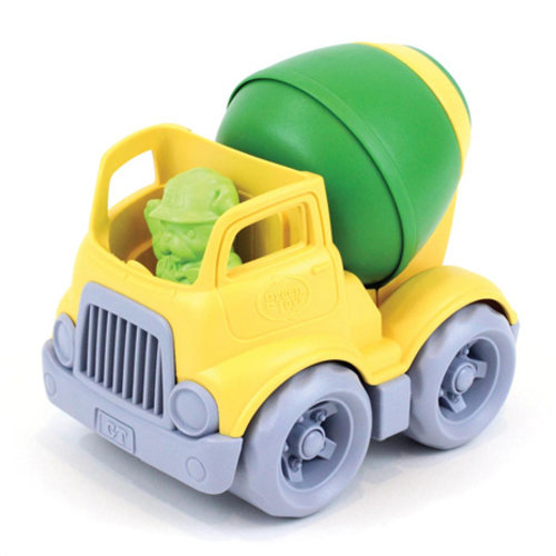Green Toys Green Toys Mini Mixer Truck