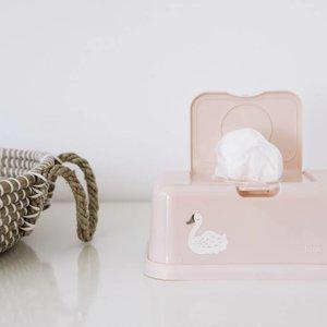 Funky Box Oud roze zwaan