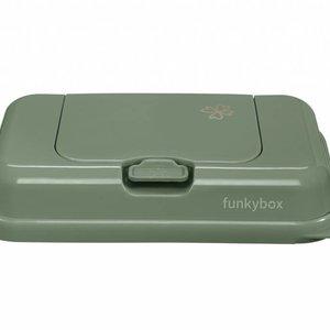 Funky Box To Go Olijf groen Clover