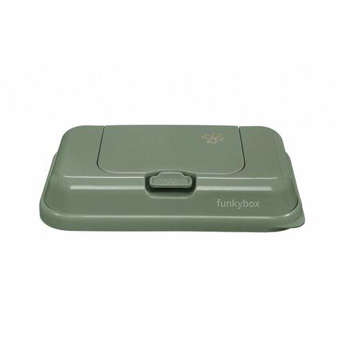 Funky Box Funky Box To Go Olijf groen Clover