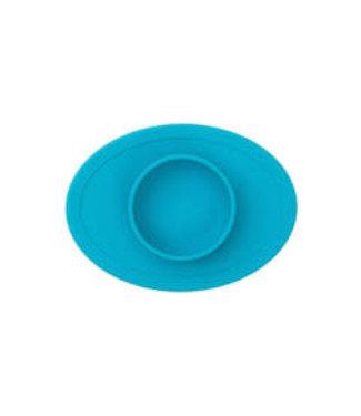 EZPZ EZPZ tiny bowl Placemat & bowl in one Blue/ blauw