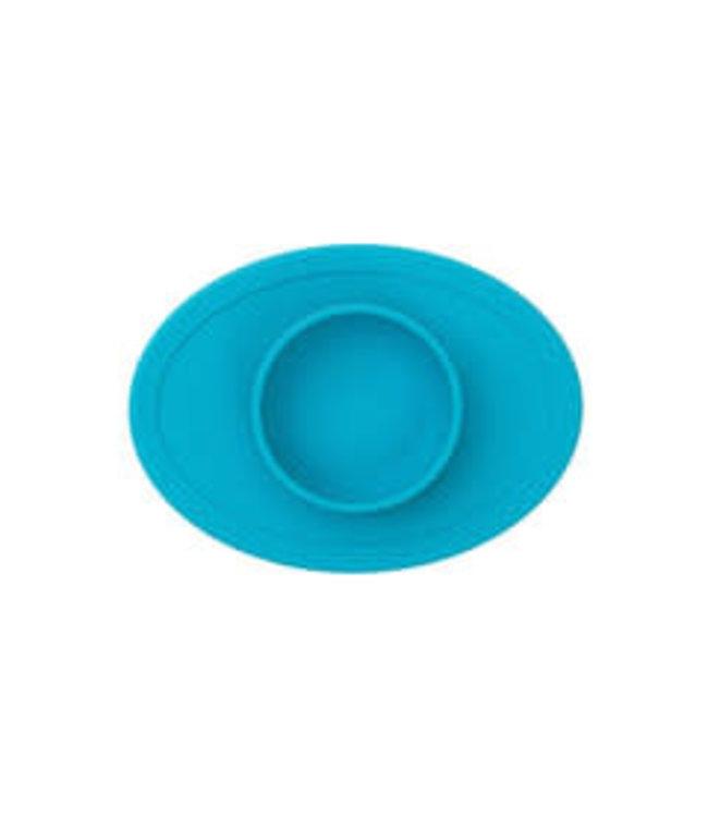 EZPZ EZPZ tiny bowl Placemat & bowl in one Blue