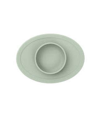 EZPZ EZPZ tiny bowl Placemat & bowl in one Sage/ Groen
