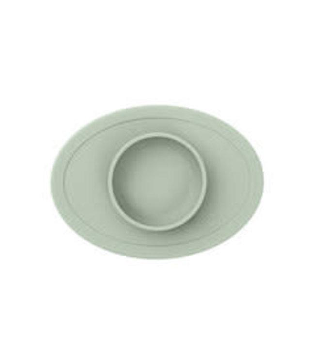 EZPZ EZPZ tiny bowl Placemat & bowl in one Sage