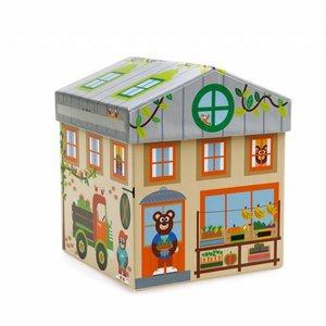 2 in 1 Speel box Winkel +3j