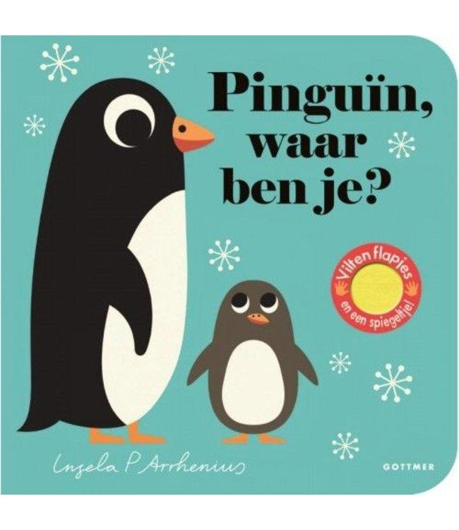 Pinguin, waar ben je? Ingela P. Arrhenius