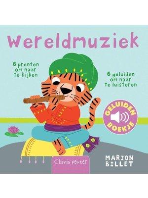 Wereldmuziek - Geluidenboek. Marion Billet