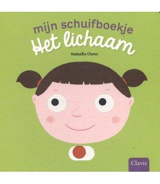 Het Lichaam - Schuifboekje. Nathalie Choux