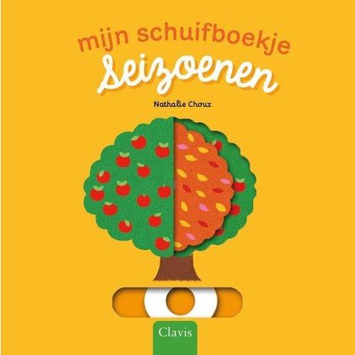 Seizoenen - Schuifboekje. Nathalie Choux
