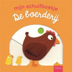 De Boerderij - Schuifboekje. Nathalie Choux