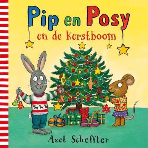 Pip en Posy en de kerstboom