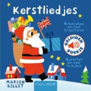 Kerstliedjes - Geluidenboek. Marion Billet
