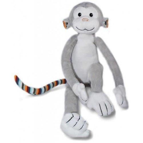 Zazu ZAZU - Max the monkey knuffel met lichtje en muziek