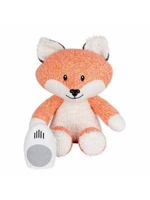 Flow Robin The Fox-orange hartslagknuffel