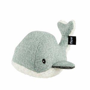 Flow Moby the Whale - green hartslagknuffel