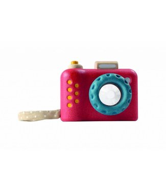 Plan Toys My first camera van duurzaam hout