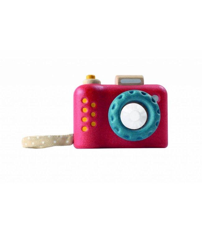 Plan Toys My first camera van duurzaam hout