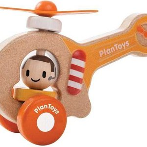 Helicopter Plan Toys