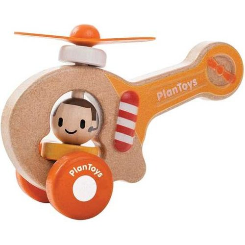 Plan Toys Helicopter Plan Toys