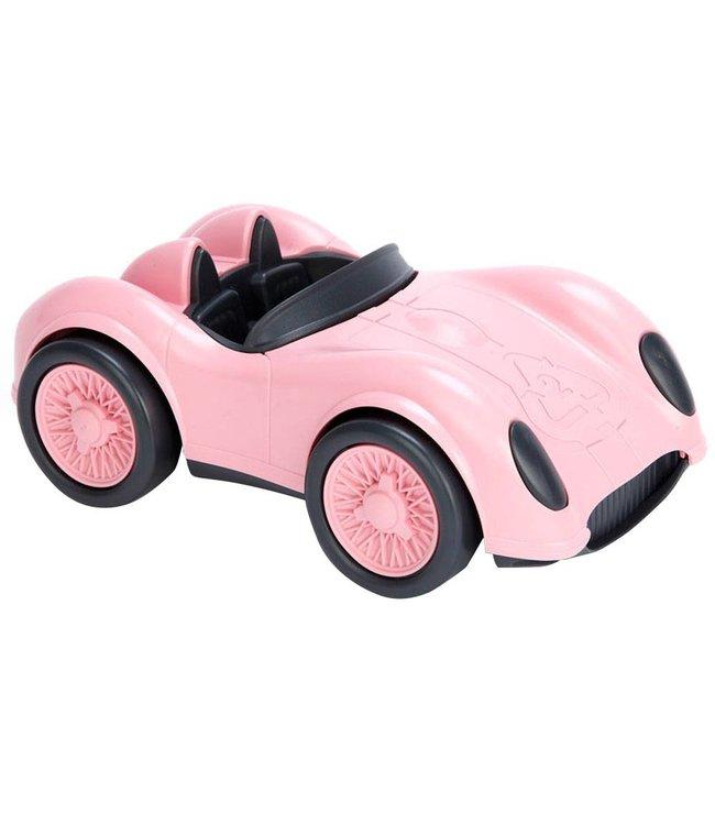 Green Toys Race car Pink - Racewagen van gerecycled plastic