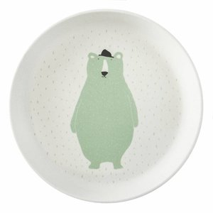 Trixie Trixie bamboe bordje Mr Polar Bear