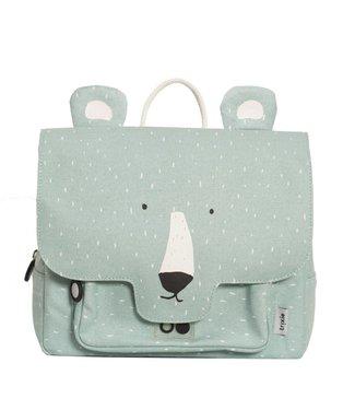 Trixie Trixie schooltas/rugtas Mr Polar Bear