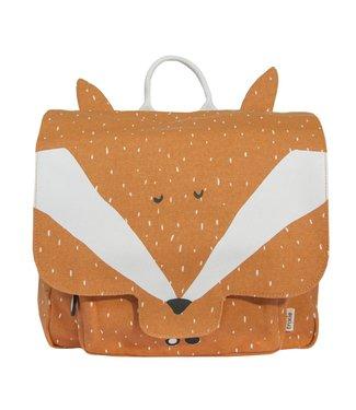Trixie Trixie schooltas/rugtas Mr Fox Vos