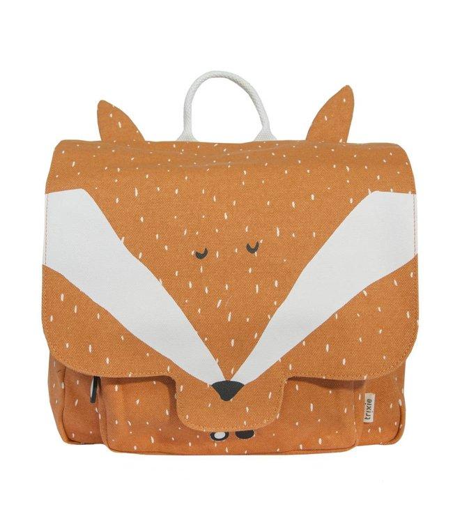Trixie Trixie schooltas/rugtas Mr Fox