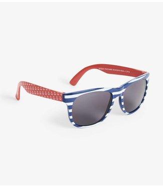 Hatley Nautical Stripes zonnebril 2-4 jaar