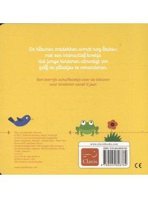 Kleuren - Schuifboekje. Nathalie Choux