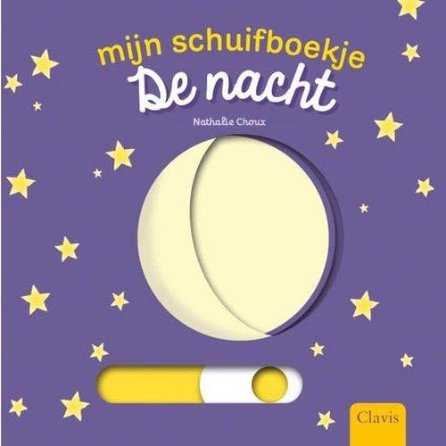 De nacht - Schuifboekje. Nathalie Choux