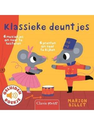 Klassieke deuntjes - Geluidenboek. Marion Billet