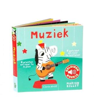 Muziek - Geluidenboek. Marion Billet